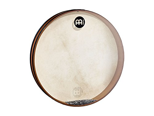 Meinl Percussion FD20SD 20-Inch Sea Drum with Goat Skin Head, African Brown ()
