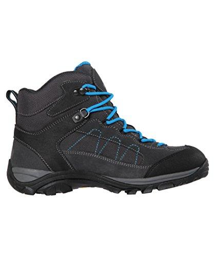Grigio Trekking Mid Grigio trekking Damen da Womens Ii Aqx Mc Turchese Scarpe Denali High stiefel Kinley scuro OURSnqT