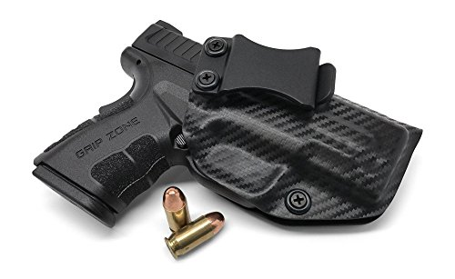 Concealment Express IWB KYDEX Gun Holster: fits Springfield XD MOD.2 3.3 .45 ACP - Custom Molded Fit - US Made - Inside Waistband Holster - Adj. Cant & Retention