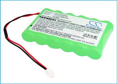 Cameron Sino 2000mAh Batterie de remplacement pour Graetz Tc850b CS-GTC850SL_0001