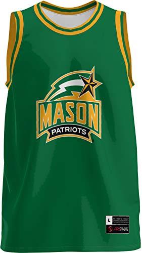 - ProSphere George Mason University Men's Replica Basketball Jersey - Retro FFA8