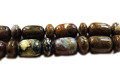 Pietersite Gemstone beads 16
