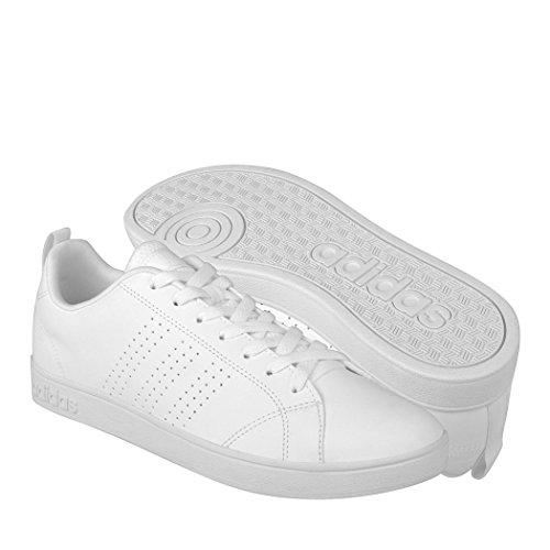 Adidas Advantage Clean Vs Tenis para Hombre Blanco Talla 28.5