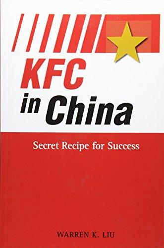 KFC in China: Secret Recipe for Success