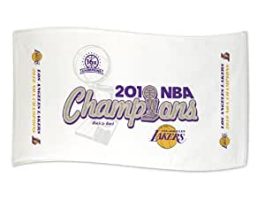 NBA Los Angeles Lakers Official NBA Champions Towel