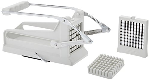 Prepworks by Progressive Jumbo Potato Cutter Features Interchangeable ⅜