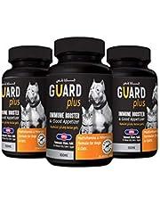 Guard plus multi- vitamin liquid for dogs and cats -