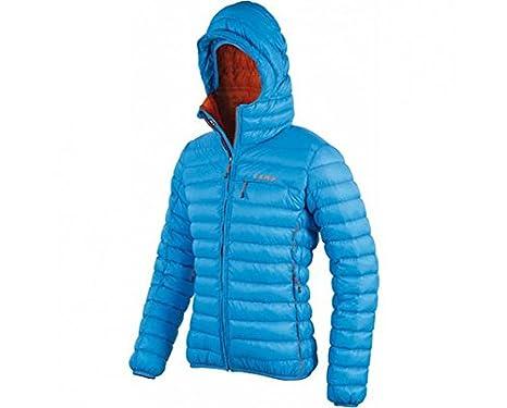 Camp Ed Protection Jacket 2341 Chaqueta de Plumas para Hombre - Azul, Medium: Amazon.es: Deportes y aire libre