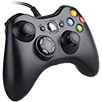 Reiso Xbox 360 Controller, 7.2 ft USB Wired Controller...