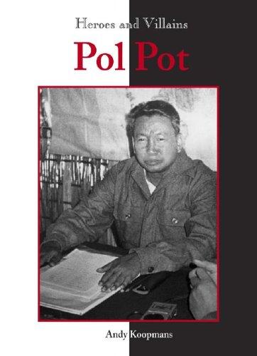 Heroes & Villains - Pol Pot PDF ePub fb2 ebook