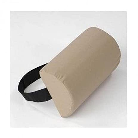 Living Healthy Products AZ 74 1011 S Half Lumbar Roll Firm With Strap