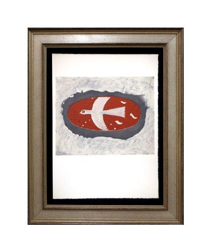 Georges Braque (1882-1963) Limited Edition Lithograph | LTD. ed. no.44 | Archival Framed |ART183;docs8482; Registered Documentation185; + ART183;care8482; + ART183;sure8482;179; + ART183;pack8482;
