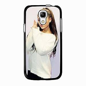 Lovely Design Ariana Grande Phone Case Cover For Samsung Galaxy s4 mini Ariana Grande Cool Design