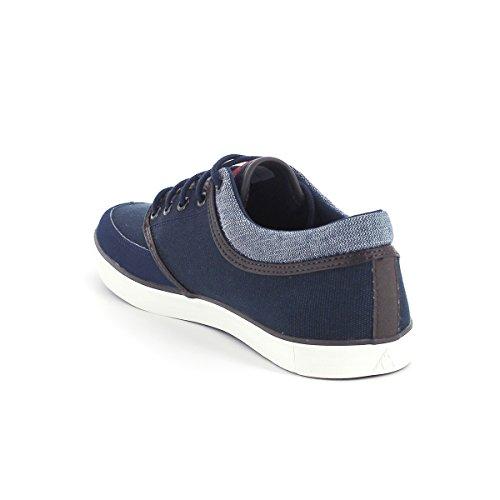 Le Coq Sportif DENFERT HVY CVS2 TONES Blau Herren Sneakers Schuhe Neu