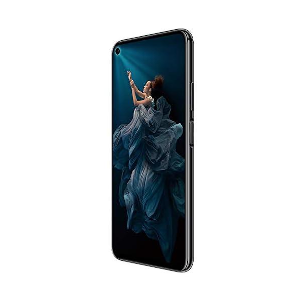 Honor 20 (Midnight Black, 6GB, 128GB Storage) - 48m AI Quad Rear Camera & Kiran 980 Processor.