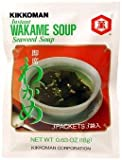 Kikkoman Instant Wakame (Seaweed) Soup (9 Pockets in 3 Packs) – 1.89 Oz Review