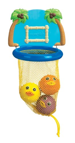 Munchkin Bath Dunkers Toy Set