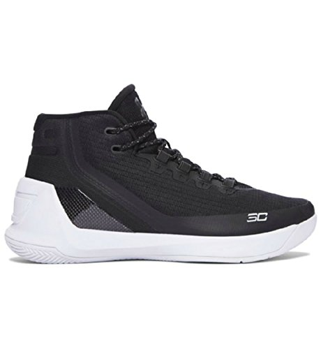 Under Armour Boys Grade School UA Curry 3 Basketball Shoes (6)