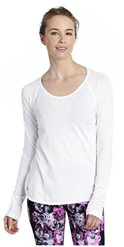 Lole Womens Kendra Top, W - White, Medium