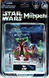 Star Wars Disney The Muppets ~ Rizzo the Rat as Yoda Action Figure ~ with Lightsabre and Walking Stick