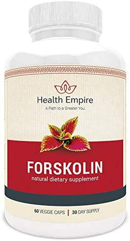 Pure Forskolin Extract 500 Standardized