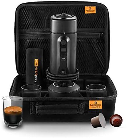 Handpresso Auto Set Capsule 48310 Set con cafetera espresso ...