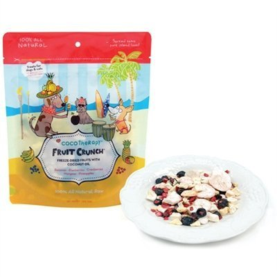 Coco Therapy Fruit Crunch Dog Treat