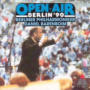 Open-Air - Berlin 90 Waldbuhnenkonzert