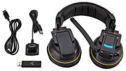 Corsair Gaming H2100 Dolby 7.1 Wireless Gaming Headset (Certified Refurbished)
