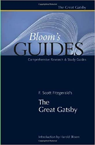 Download F Scott Fitzgerald S The Great Gatsby Bloom S Guides By