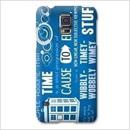 Case Carcasa Huawei Honor 7 Doctor Who - - bleu B ...