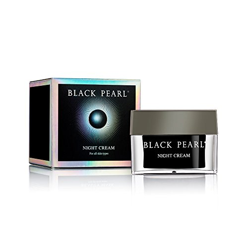(Sea of Spa Black Pearl Night Cream)