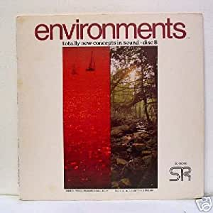 Environments-Totally New Concepts in Sound Disc 8 Wood-Masted Sailboat/A Country Stream