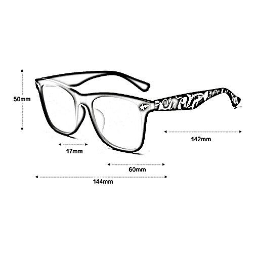 de de protection Personnalité solaire Couple lunettes Lunettes soleil E Wayfarer soleil E Conduite polarisées Lunettes ZHIRONG de Couleur O8zxq