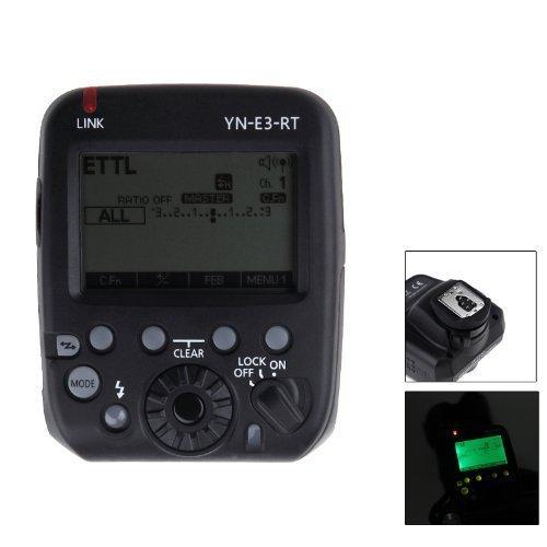Yongnuo Speedlite Wireless Transmitter YN-E3-RT for Canon Cameras AS ST-E3-RT by Yongnuo