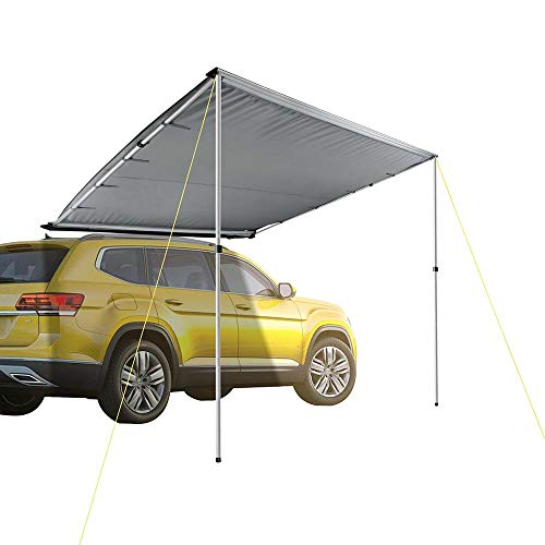 Yescom Car Side Awning Rooftop Pull Out Tent Shelter