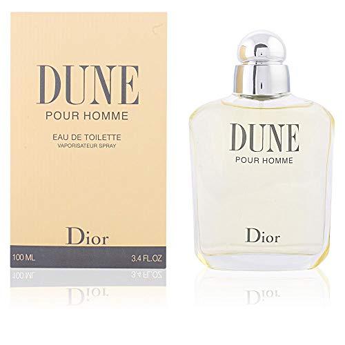 - Dune By Christian Dior For Men. Eau De Toilette Spray 3.4 Ounces