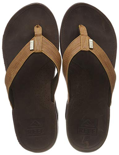 Reef - Mens J-Bay Iii Sandals, Size: 7 D(M) US, Color: Coffee/Bronze