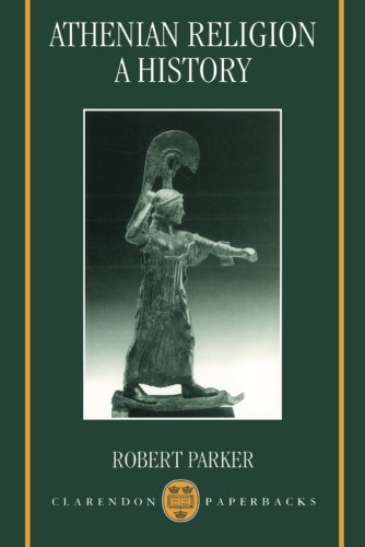 Athenian Religion: A History