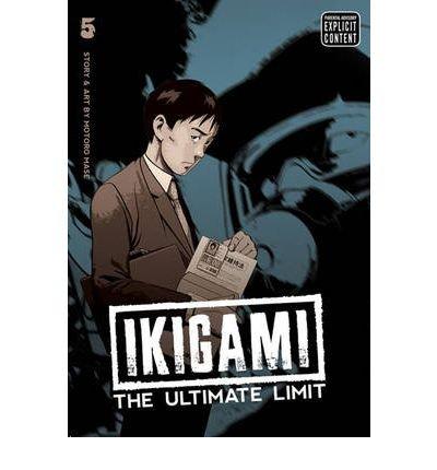 Download [Ikigami: v. 5] (By: Motoro Mase) [published: May, 2010] pdf