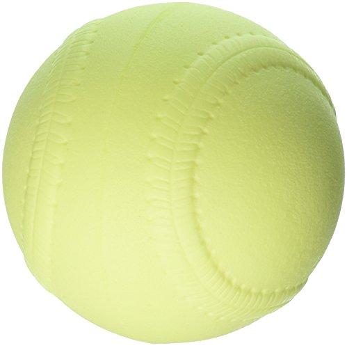 Champro Foam Tough Softball (Optic Yellow, 12-Inch) by CHAMPRO
