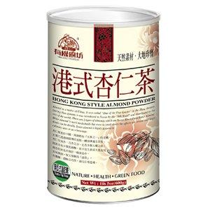 Hong Kong Style Almond Powder (600g/21.1oz/tin)