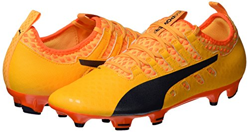 04 Pour Puma poisson poisson clown Evopower Foot Fg De Vigor Orange jaune 2 Hommes Chaussures orange Ultra AZWgaEv