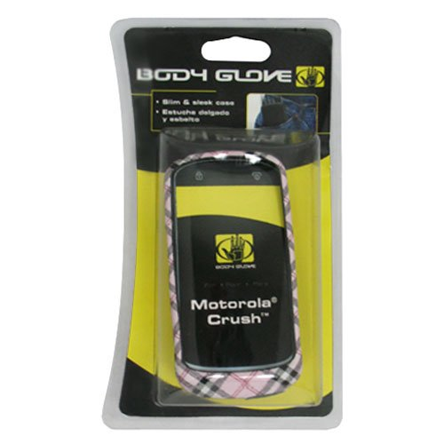 Body Glove 9139002 Posh Snap-On Case for Motorola Crush W835