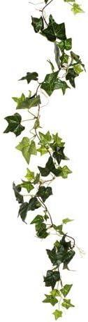 Freshly Cut Green Ivy Garland English Ivy Garland Greenery Garland Real Garland