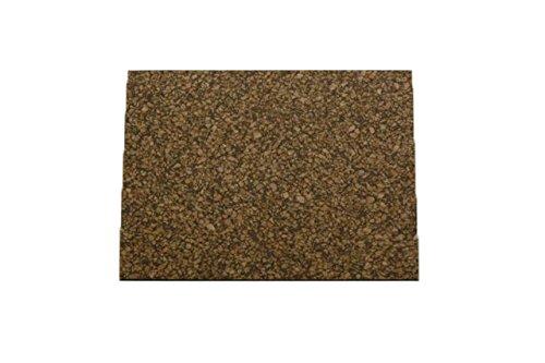 Cork Nature 620068 Superior Sealing Cork Rubber Sheet, 36'' x 36'' x 0.250'' by Amorim Cork 4 U