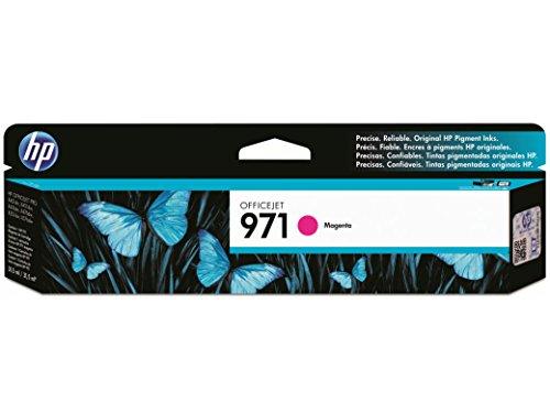 HP 971 Magenta Original Ink Cartridge (CN623AM)