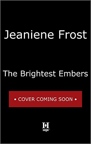 book cover of The Brightest Embers