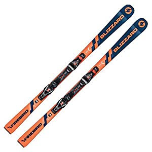 2021 Blizzard Firebird HRC Skis w/Xcell 14 Bindings