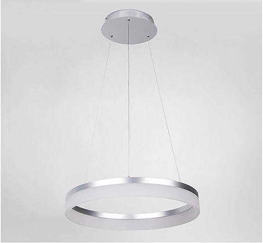 Lámparas LED Lámparas circulares arañas en el Comedor Single ...